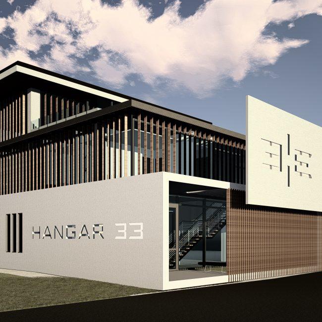 Casa-hangar 1